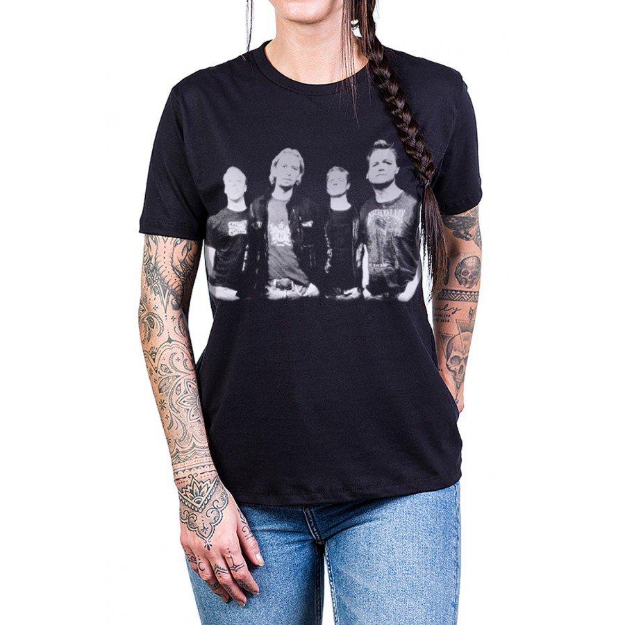 camiseta nickelback grupo reforco de ombro a ombro 2642 3