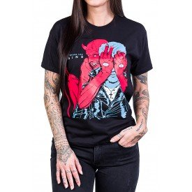 camiseta queens of the stone age villains bandalheira 2846 2