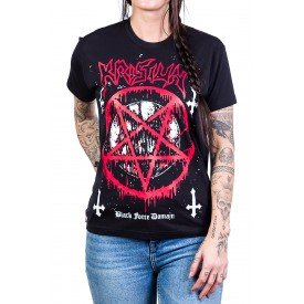 camiseta krisiun black force domain gola redonda 2837 4