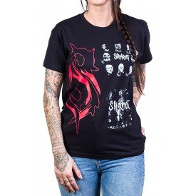 camiseta slipknot s logo manga curta 2530 4