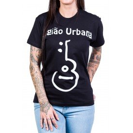 camiseta legiao urbana violao estampa frente e costas 227 4