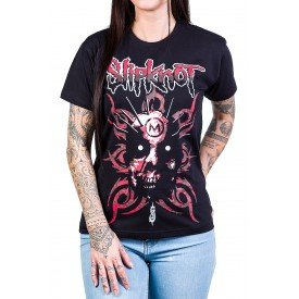 camiseta slipknot mascara craig jones gola c elastano 224 4