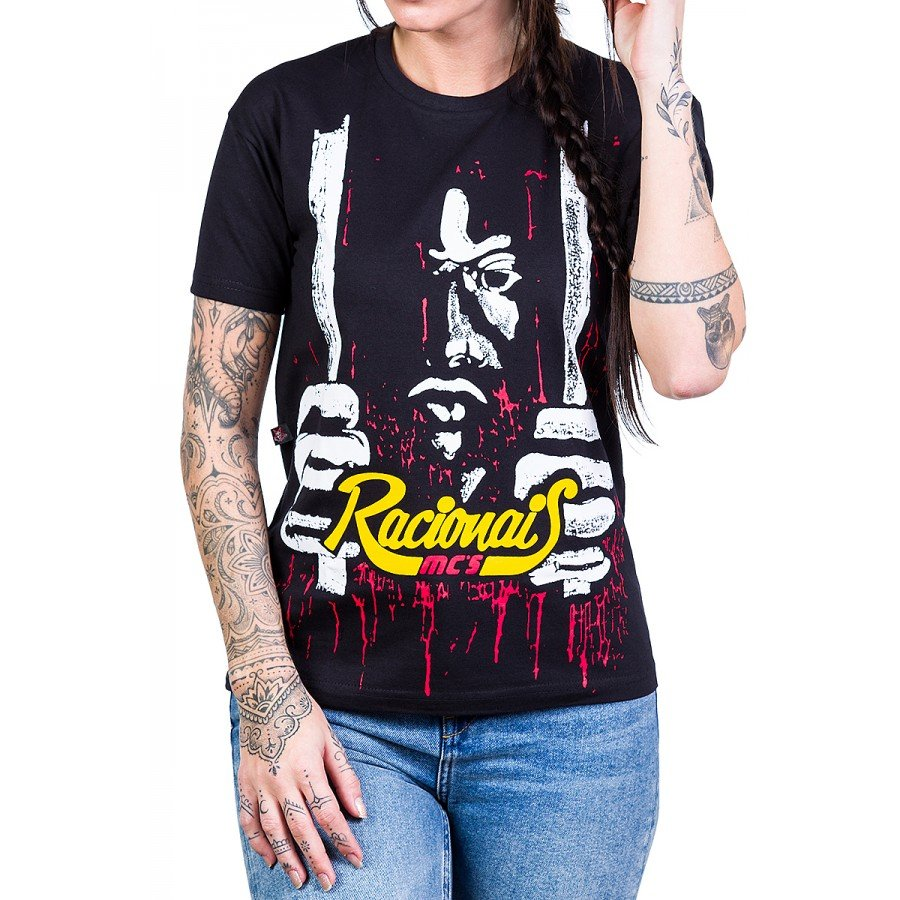 camiseta racionais mc s raio x brasil estampa frente e costas 192 3