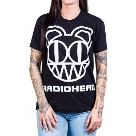 camiseta radiohead logo gola c elastano 2787 1