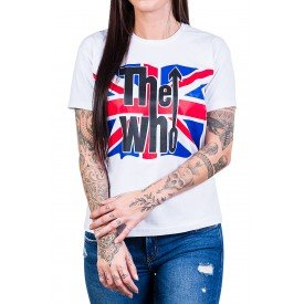 camiseta the who greatest hits live com estampa 2567 4