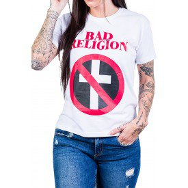 camiseta bad religion logo album feminino 2545 1