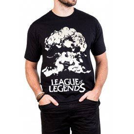 camiseta league of legends lol ziggs gola redonda 2794 2