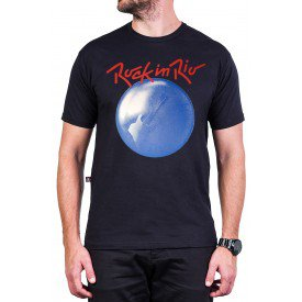 camiseta rock in rio logo manga curta 2773 2