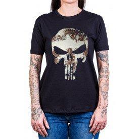 camiseta justiceiro manchado manga curta 2700 2