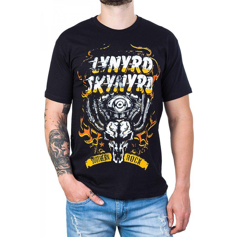 camiseta lynyrd skynyrd southern rock gola redonda 2845 4