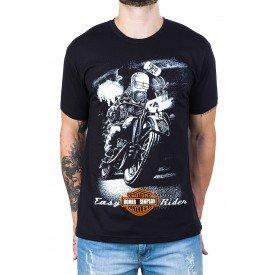 2705 camiseta homer simpson easy rider preta 1