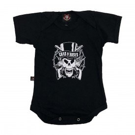 body bebe guns n roses logo caveira 100 algodao by014 3