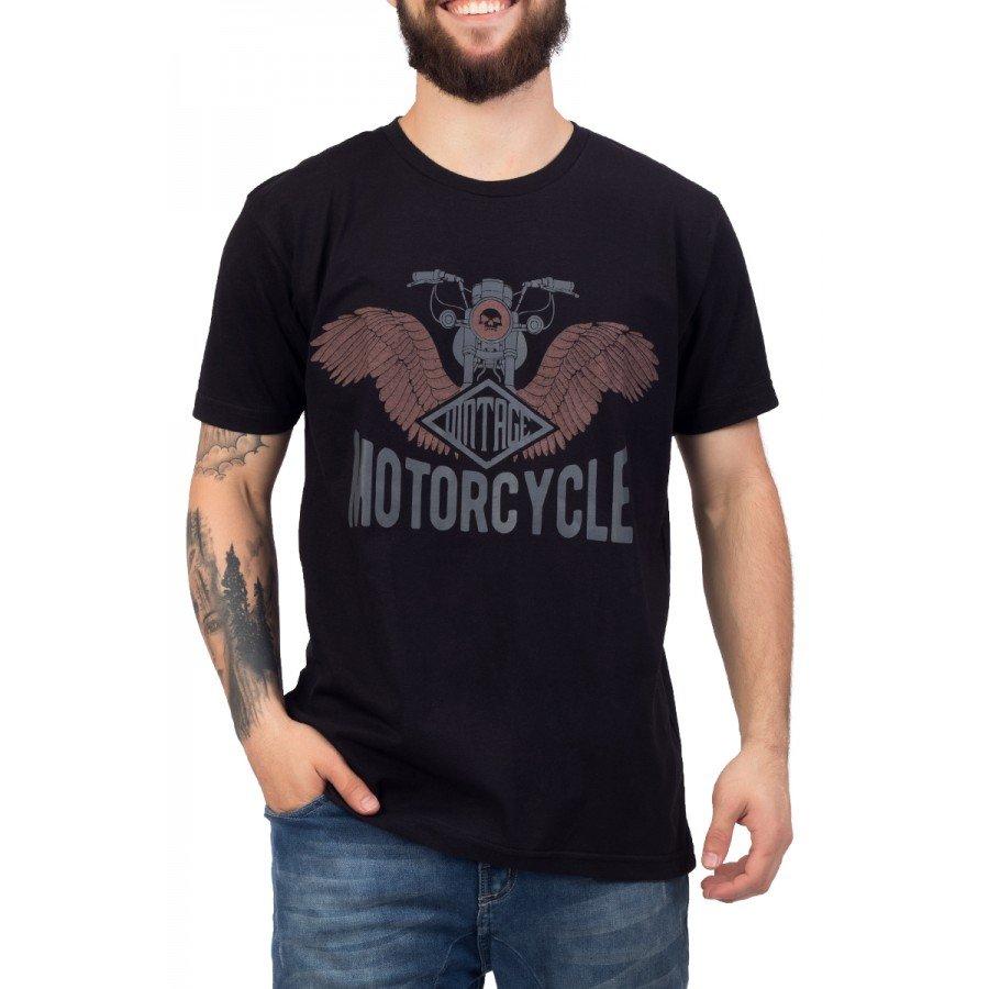 2878 motorcycle bandalheira 100 algodao 3