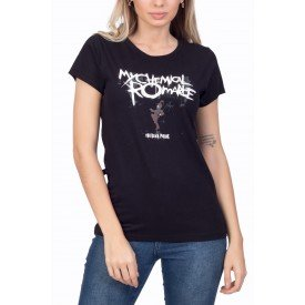 t shirt feminina my chemical romance 2