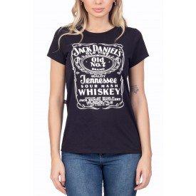 t shirt feminina jack daniels logo 3