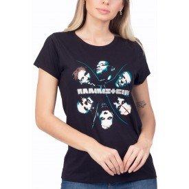 t shirt feminina rammstein grupo 3