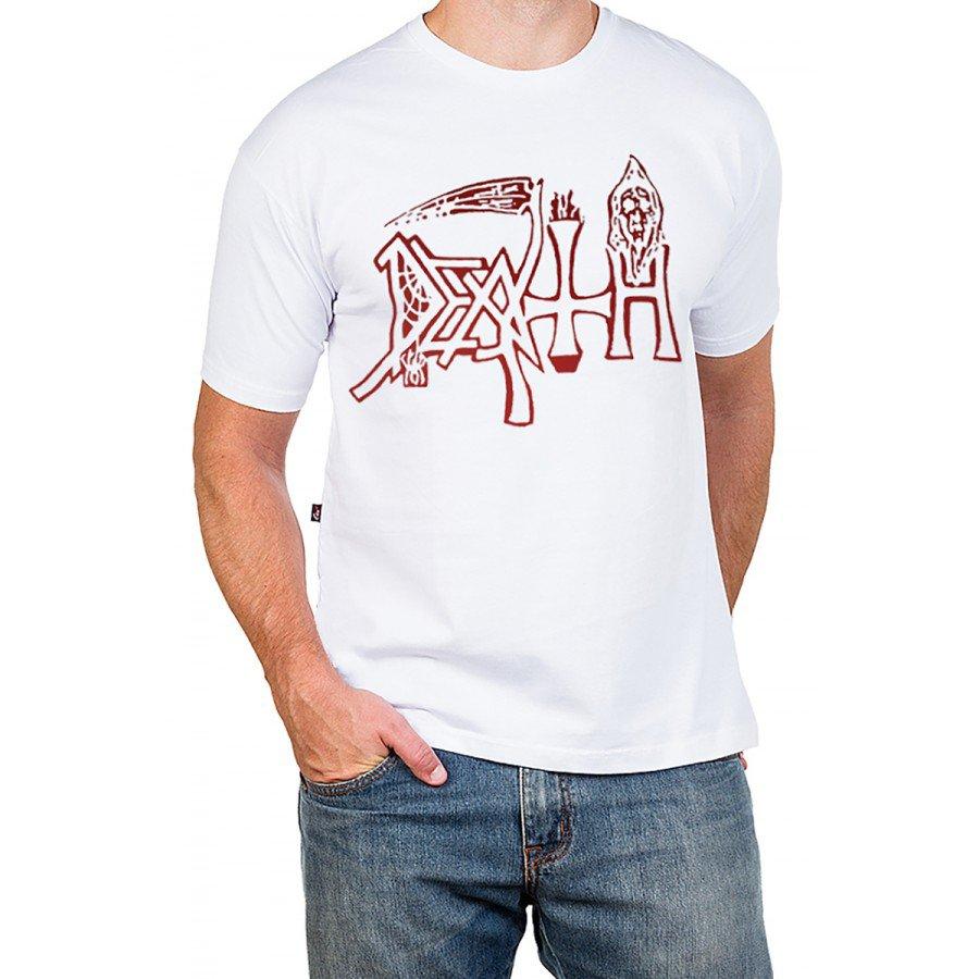 2784 m pr camiseta death by metal logo reforco de ombro a ombro 1