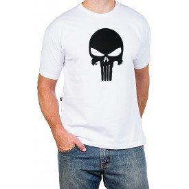 414 m pr camiseta justiceiro logo branco masculino 2