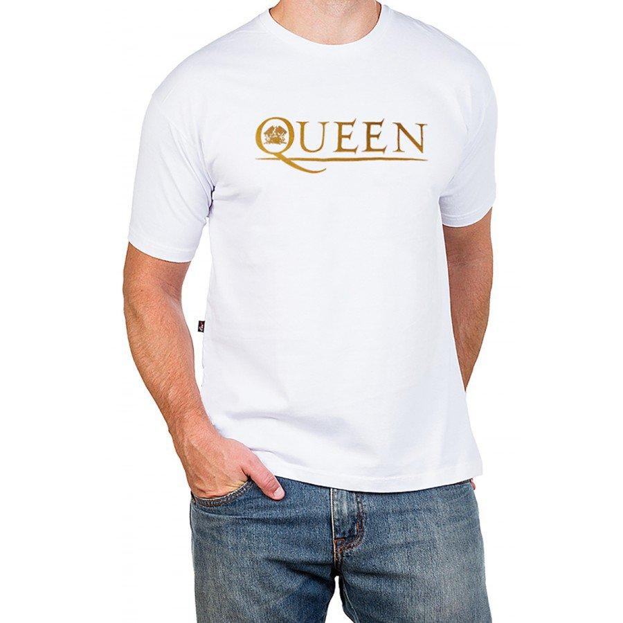 440 m pr camiseta queen escrita com estampa 2