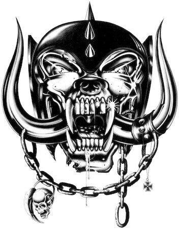 snaggletooth motorhead