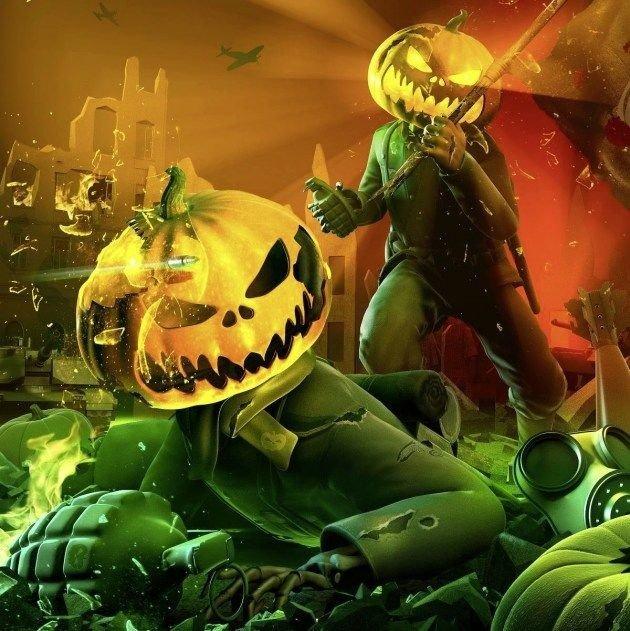 jack o lantern helloween